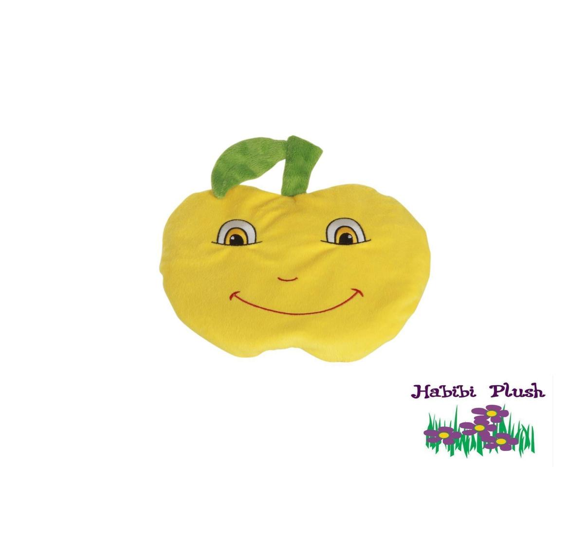 Habibi Plush : Wärmekissen Zitrone