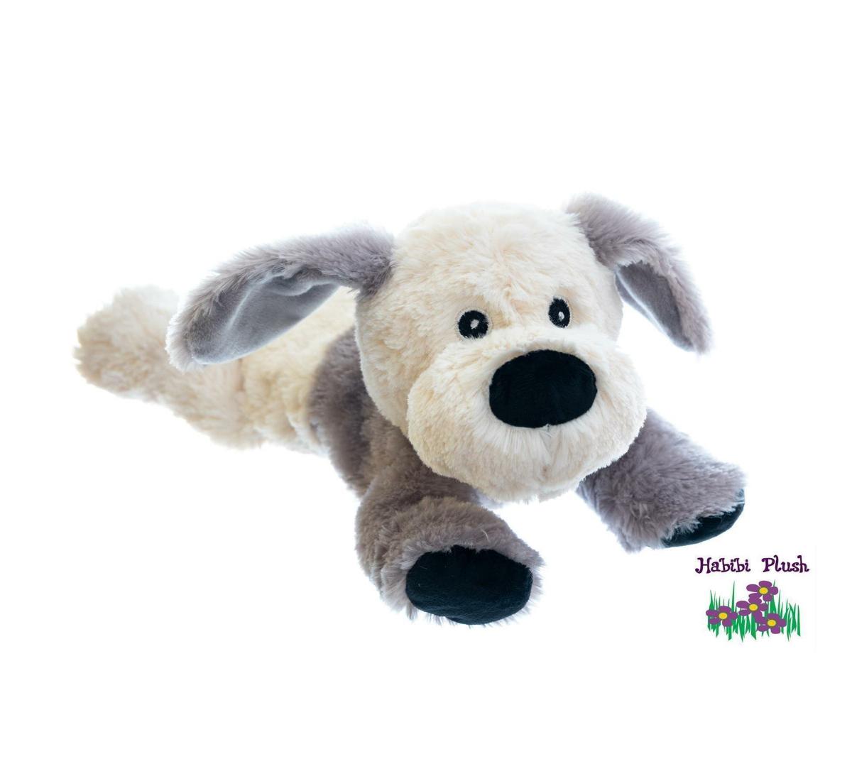 - Habibi Plush : Hund Puppy mit Klettverschluss  -
