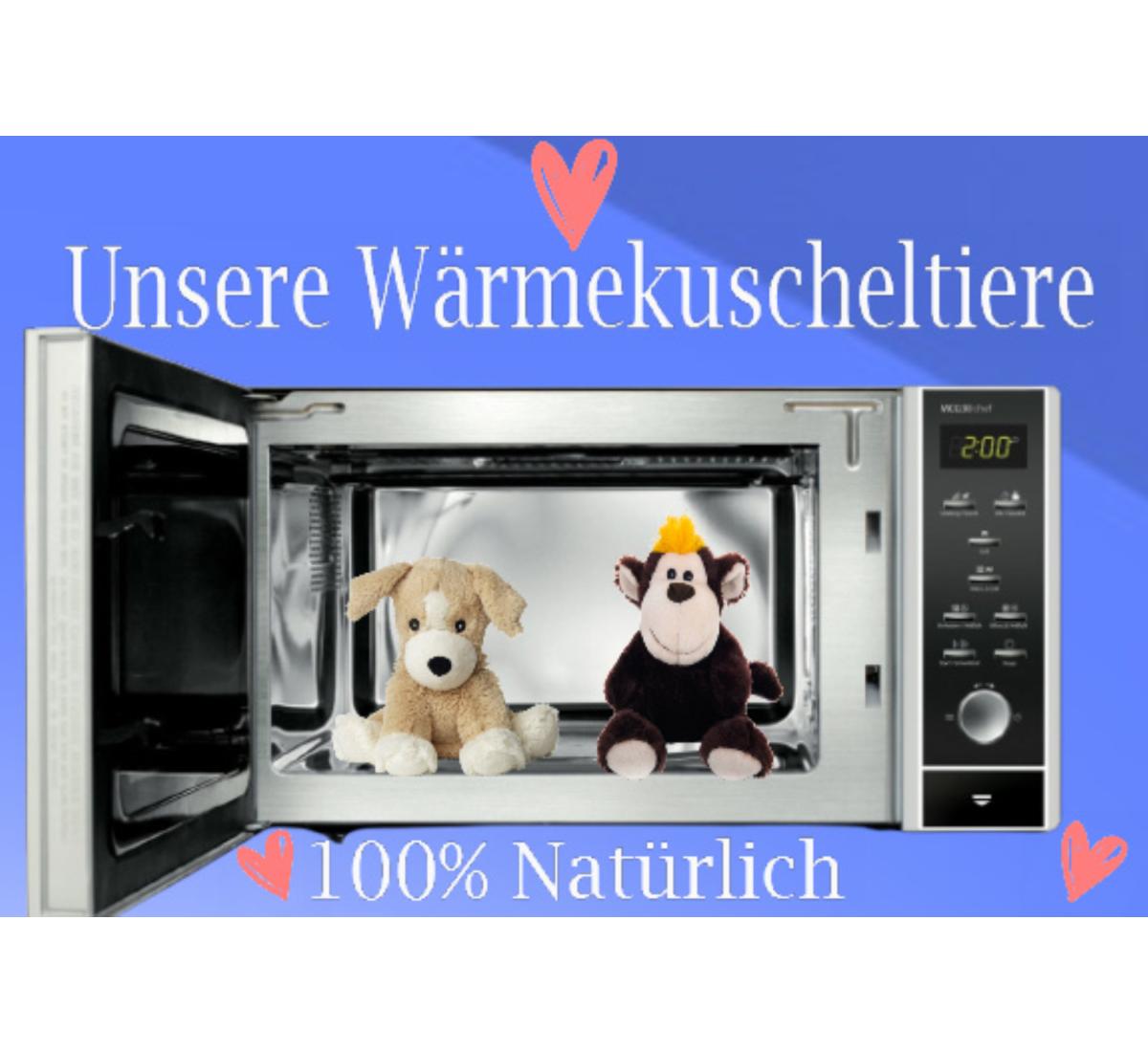 - Warmies : Hund MINIS Kuschel Freunde  -