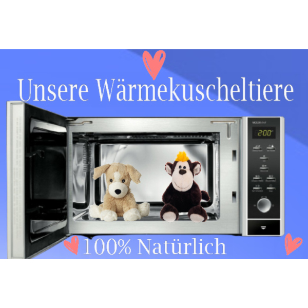 Warmies :Schaf Pure MINIS Sternchen/Pünktchen