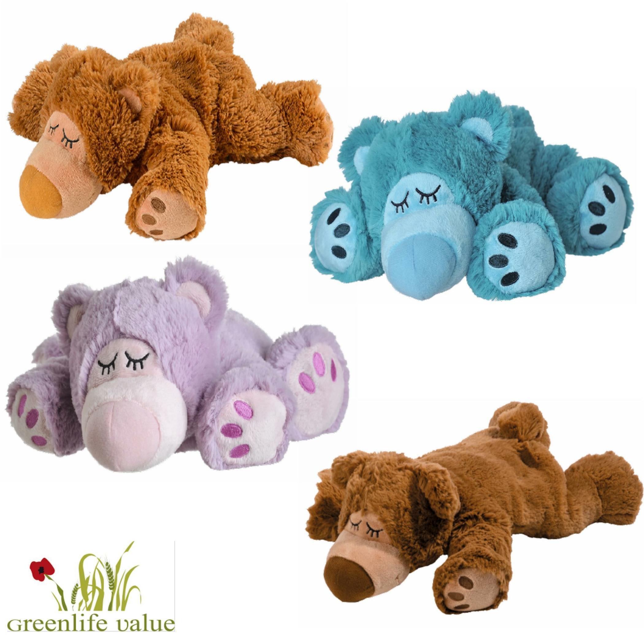 Warmies : Sleepy Bear versch.Farben