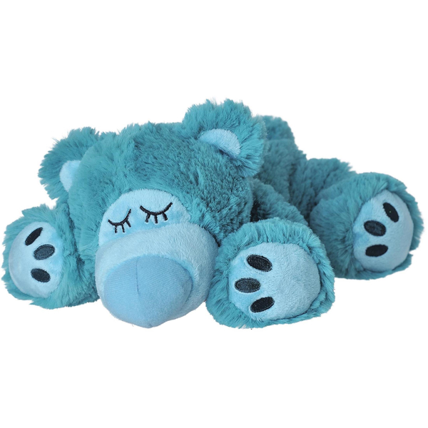 - Warmies : Sleepy Bear Türkis ohne herausnehmbarer Füllung
