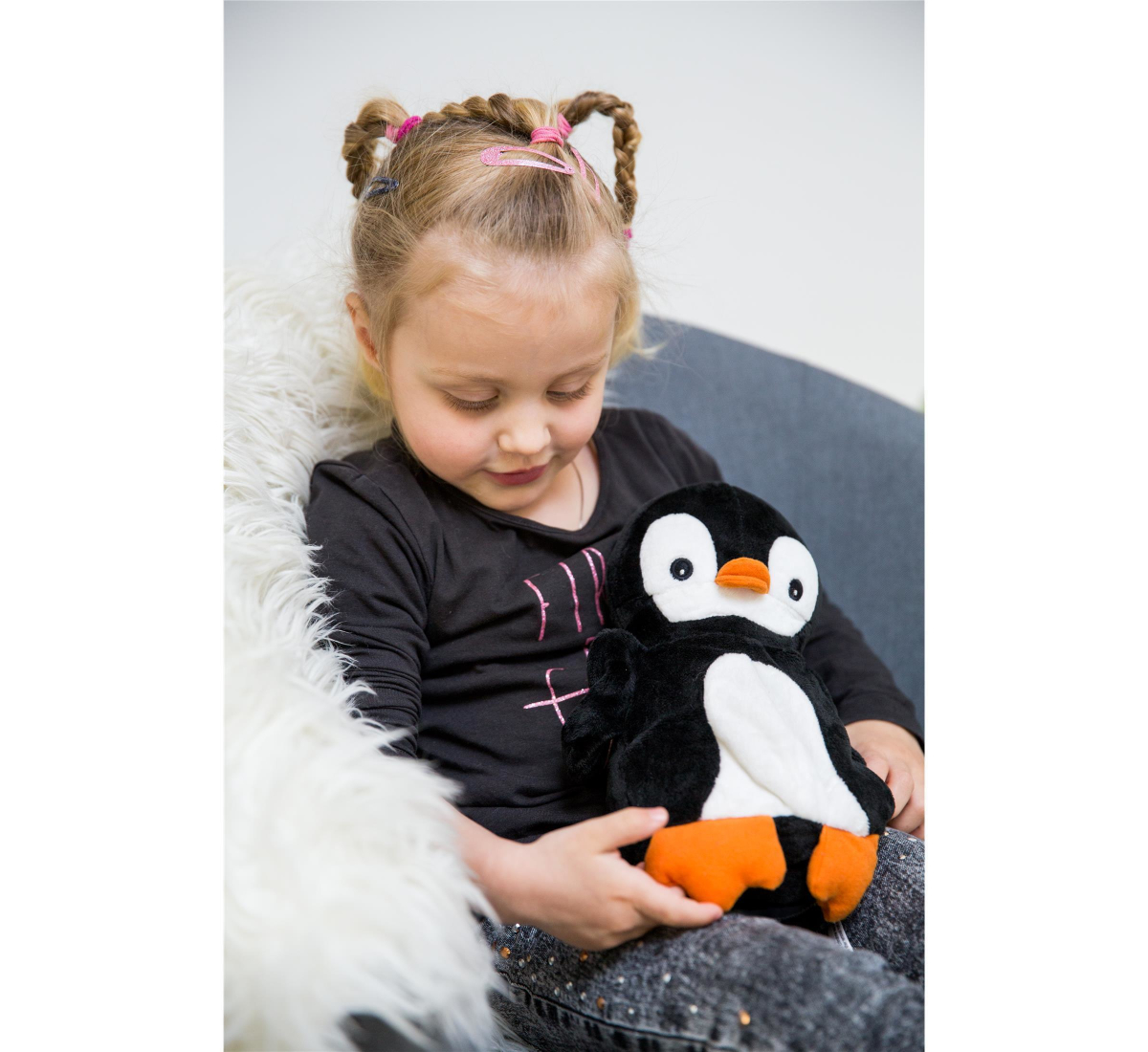 Habibi Plush : Midi Pinguin mit herausnehmbarem...